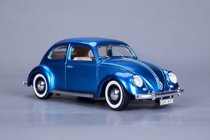 Miniaturas de Carros Antigos e Nacionais para os Fãs de Automóveis