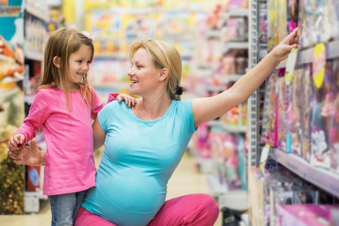 Se Possível, Escolha o Brinquedo Junto com a Criança!