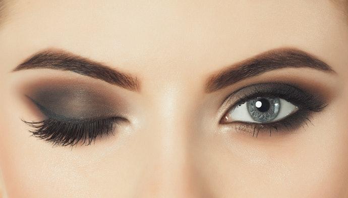 Como Fazer um Olho Preto Esfumado Poderoso?