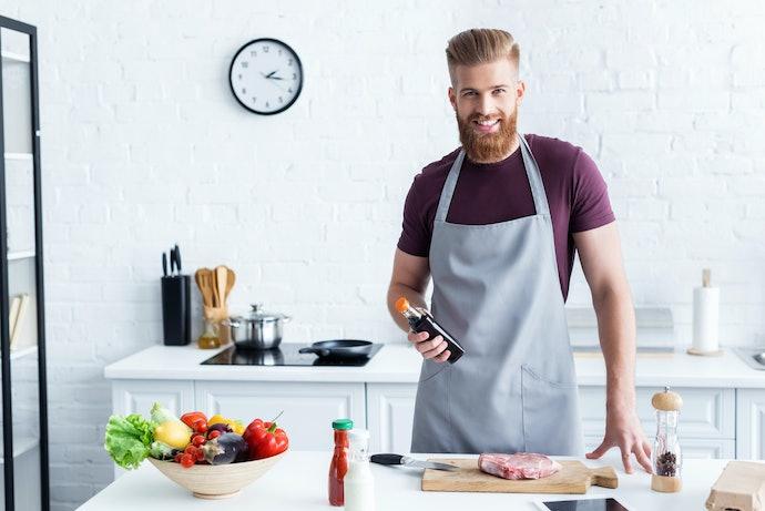 Avental de Cozinha: Para os Cozinheiros e Churrasqueiros de Plantão