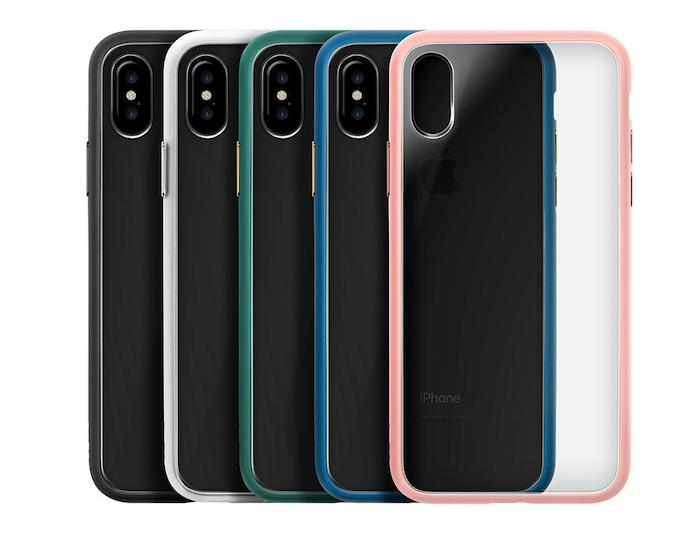 Escolha entre uma Capa para iPhone X Personalizada ou Transparente