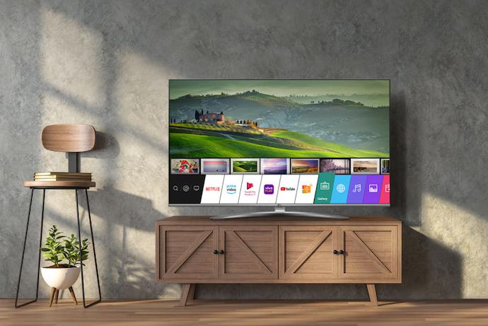 Por Que Comprar uma Smart TV LG?