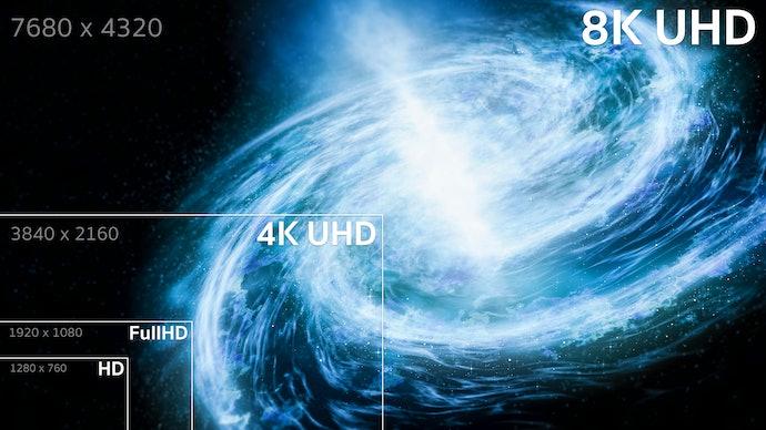 Para Assistir Programas em Altíssima Resolução, Escolha uma TV LG 4K ou 8K