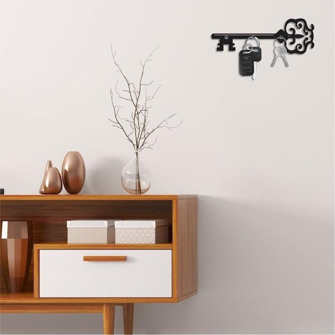 Escolha o Material de Porta-Chaves que Mais Combina com o Seu Ambiente
