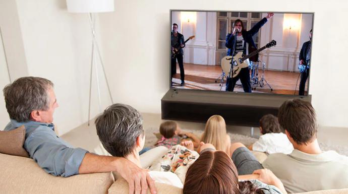 Aposte em TVs LG com Mais de 20 W de Potência de Áudio e Tecnologias de Som