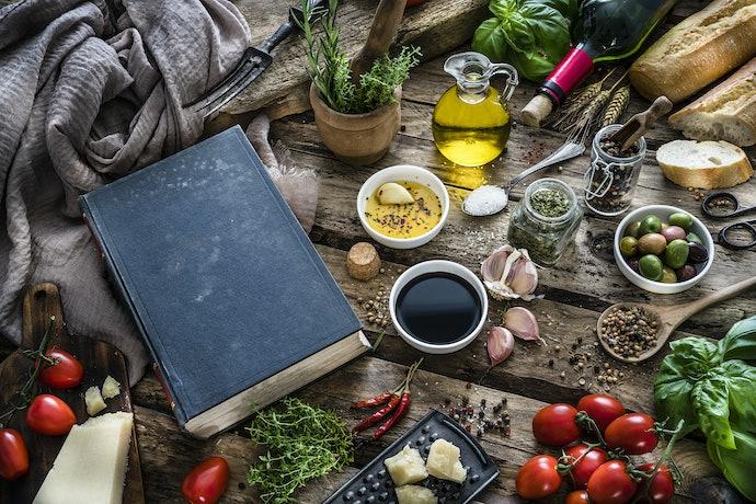 Livros de Gastronomia com Capa Dura Têm uma Durabilidade Maior