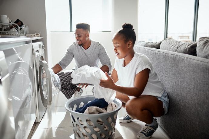 Prefira Saias de Poliéster, Mais Fáceis de Lavar e Secar