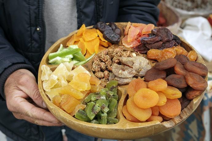 Compare as Dimensões da Petisqueira com a Quantidade de Comida que Deseja Servir
