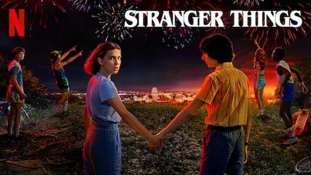 THE DUFFER BROTHERS Stranger Things (2016) 1