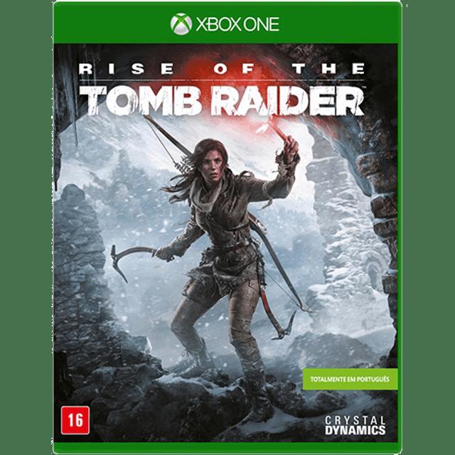 SQUARE ENIX Rise of the Tomb Raider 1