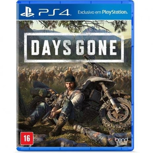 SONY INTERACTIVE ENTERTAINMENT Days Gone 1
