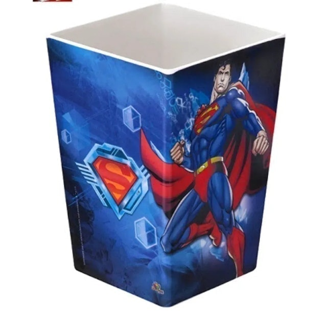 ART BRINK Balde de Pipoca Superman 1