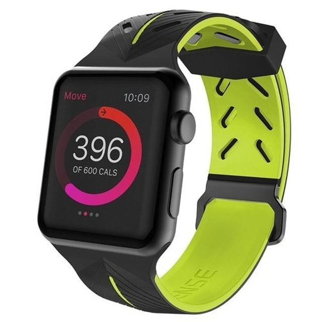 X-DORIA Pulseira Apple Watch X-Doria Action Band Silicone 1