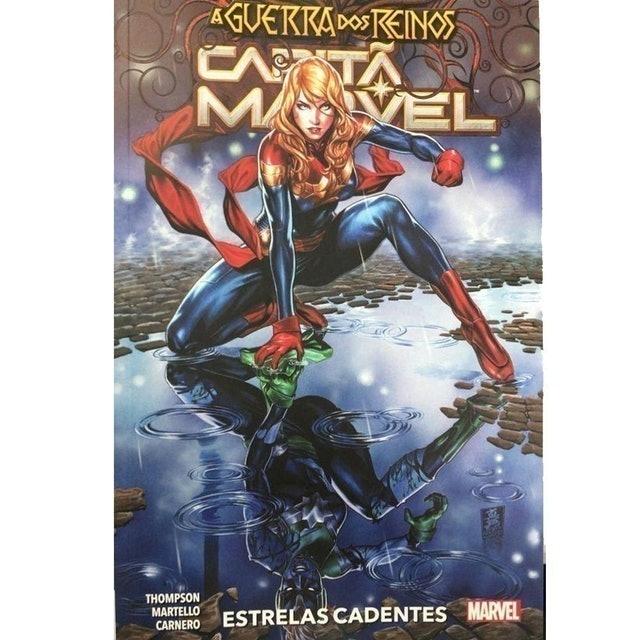 PANINI Capitã Marvel #2: Estrelas Cadentes 1