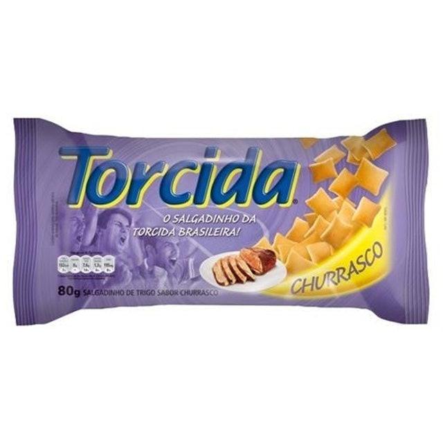 LUCKY Torcida Churrasco 1