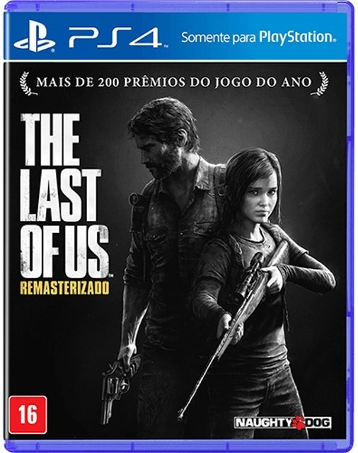 SONY  The Last of Us Remastered 1