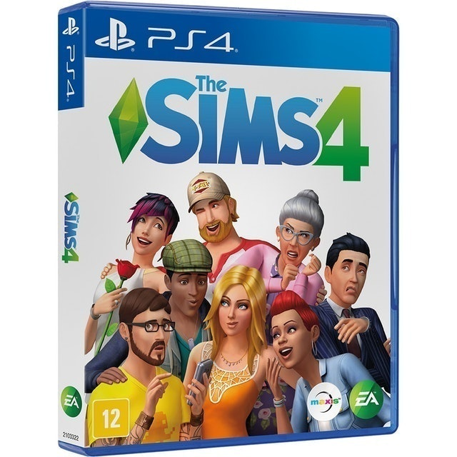 EA GAMES The Sims 4 1