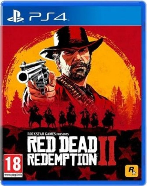 TAKE-TWO  Red Dead Redemption 2 1