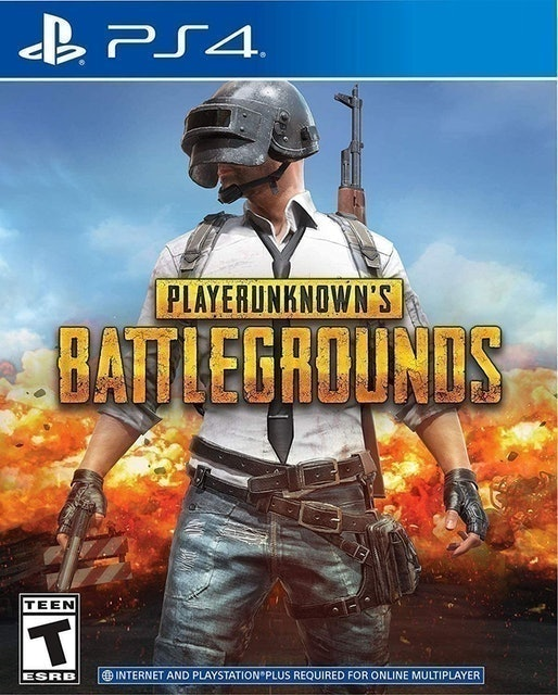 PUBG CORPORATION PlayerUnknown's Battlegrounds para PS4 1