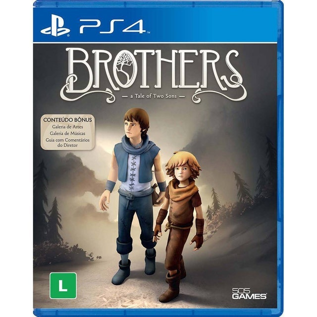 505 GAMES Brothers: A Tale of Two Sons 1