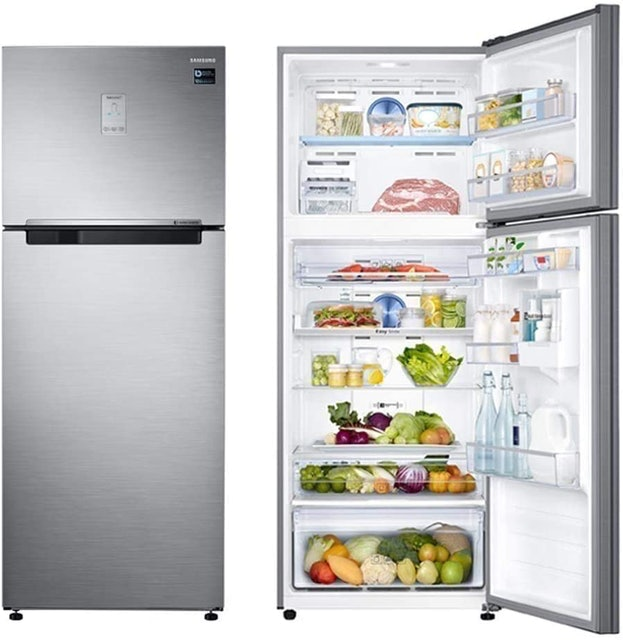 SAMSUNG Geladeira Frost Free 5-em-1 e Twin Cooling Plus 453L 1