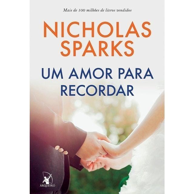 NICHOLAS SPARKS Um Amor para Recordar 1