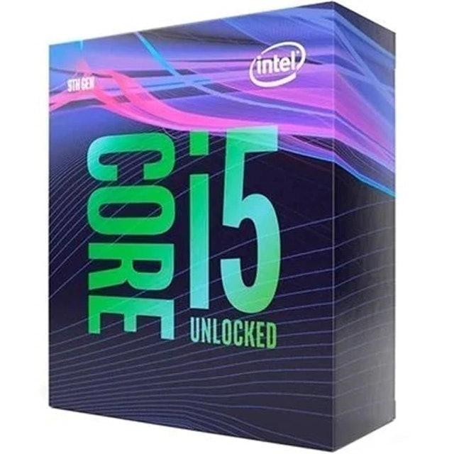 INTEL Intel Core i5-9600K 1