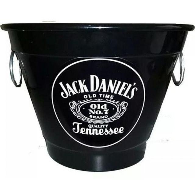 ALUMIBOM FAGUNDES Balde de Cerveja Jack Daniel's 6 Litros 1