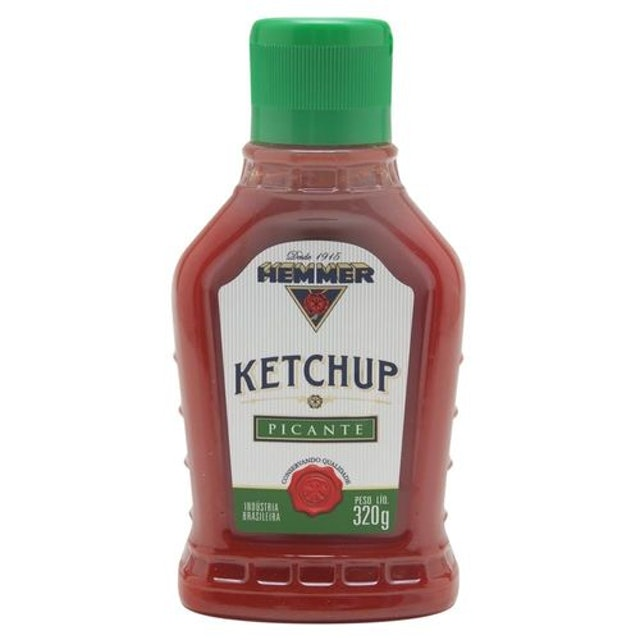 HEMMER Ketchup Picante 1