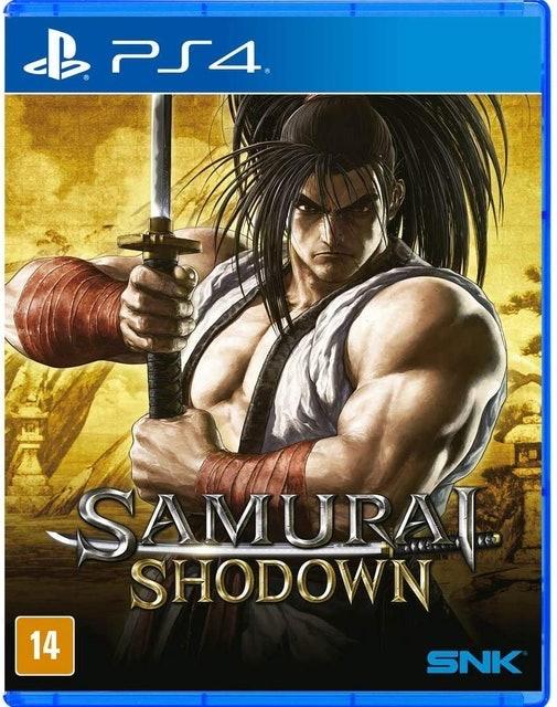 SNK Samurai Shodown 1