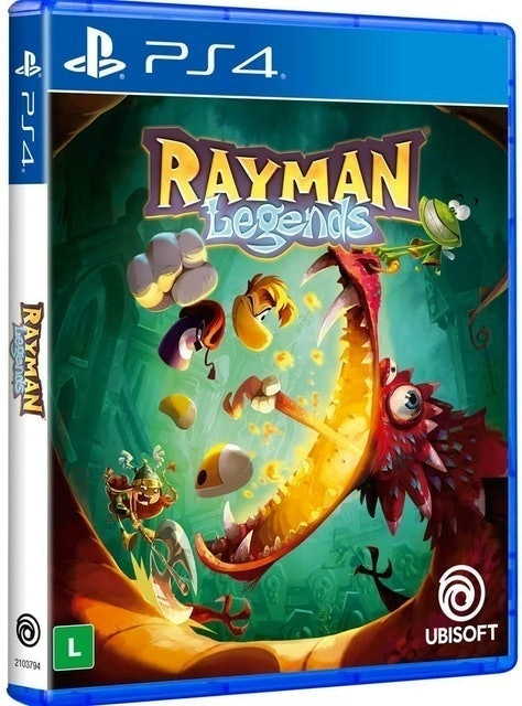 UBISOFT Rayman Legends para PS4 1
