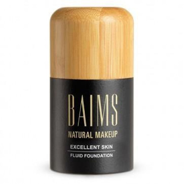 BAIMS  Base Foundation Excellente Skin Porcelana 1