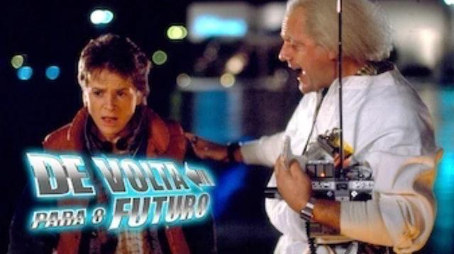 ROBERT ZEMECKIS De Volta para o Futuro (1985) 1