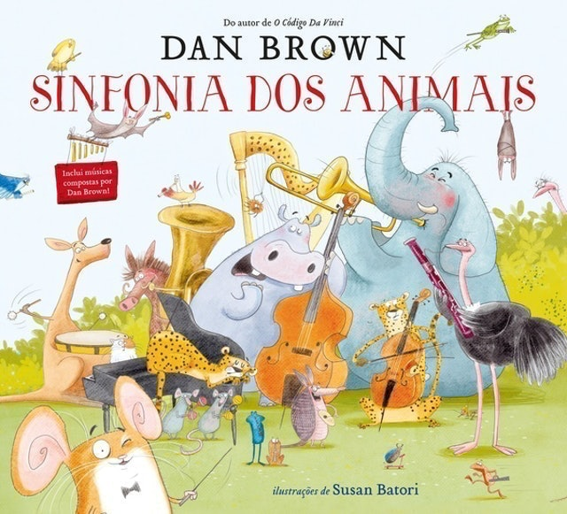 DAN BROWN Sinfonia dos Animais 1