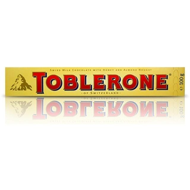TOBLERONE Toblerone ao Leite 1