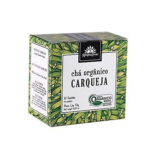 KAMPO DE ERVAS Chá de Carqueja Orgânico 1