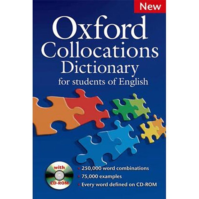 OXFORD DO BRASIL Oxford Collocations Dictionary For Students Of English 1