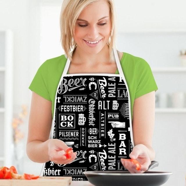 VIDA PRATIKA Avental de Cozinha Vida Pratika 1