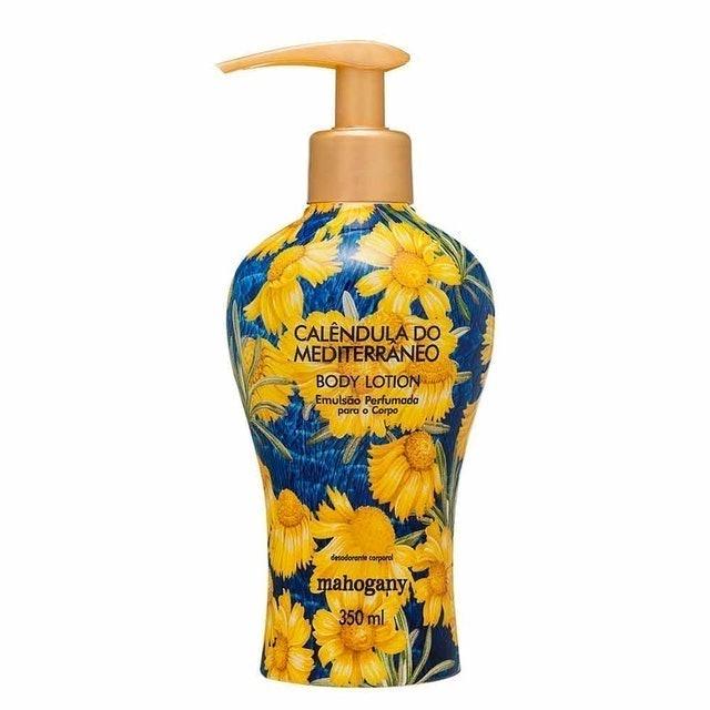 MAHOGANY Calêndula do Mediterrâneo Hidratante Desodorante Corporal 1