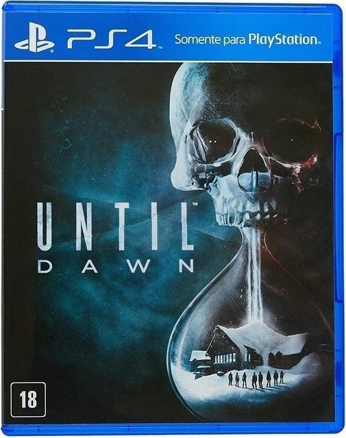 SONY Until Dawn para PS4 1