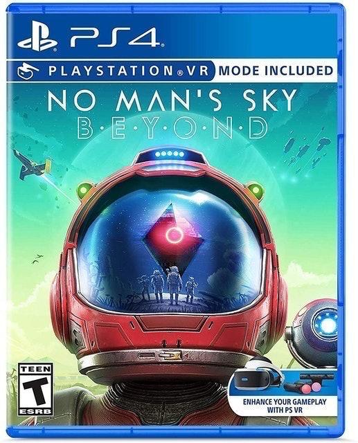 HELLO GAMES No Man's Sky Beyond para PS4 1