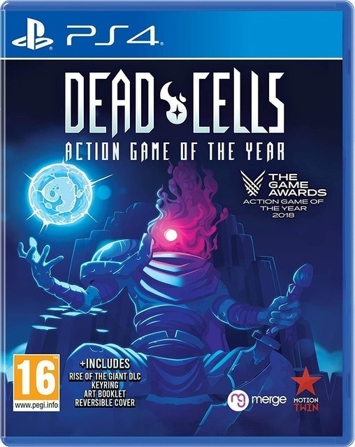 MOTION TWIN Dead Cells: Action Game of the Year 1
