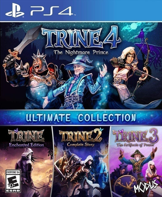MODUS Trine Ultimate Collection 1
