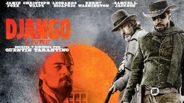 Quentin Tarantino Django Livre (2012) 1