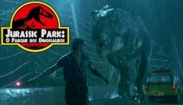 STEVEN SPIELBERG Jurassic Park: O Parque dos Dinossauros (1993) 1