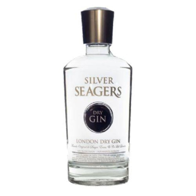 SILVER SEAGERS Gin Silver Seagers London Dry 1