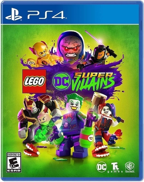 WB GAMES Lego DC Super-Villains para PS4 1