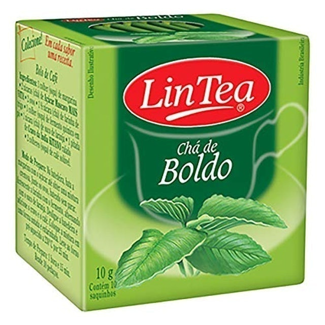 LINTEA Chá Boldo Lintea 10g 1