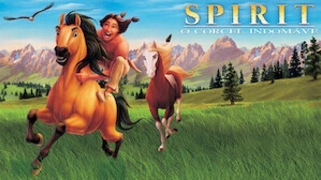 Kelly Asbury e Lorna Cook Spirit - O Corcel Indomável (2002) 1