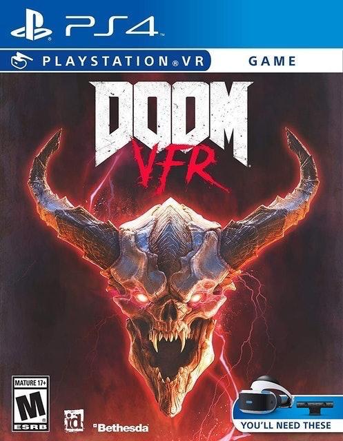 BETHESDA SOFTWORKS Doom VFR para PlayStation VR (PS4) 1